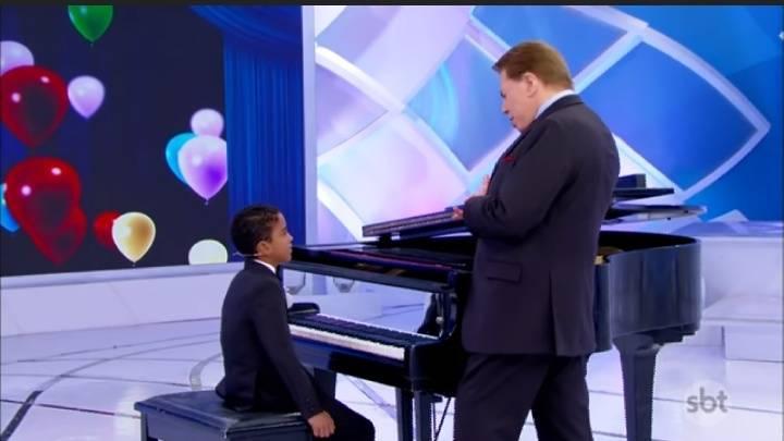 pianista e silvio